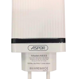 a833 home charger